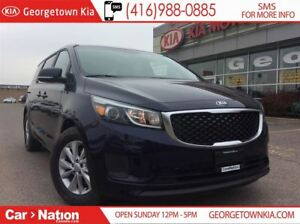 2018 Kia Sedona LX+ | $199 BI-WEEKLY | POWER DOORS |