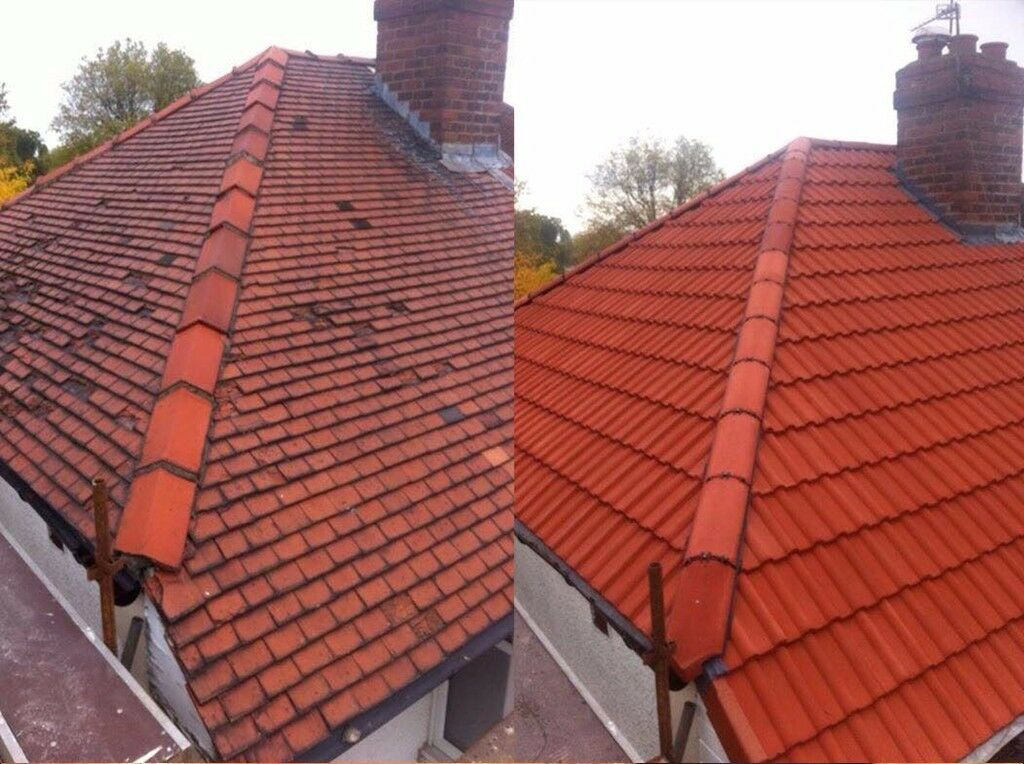 Roofer Roof Repairs And Construction Pitched Tiled Grp