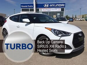 2016 Hyundai Veloster Turbo | Leather | Low KMs