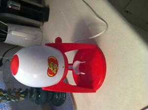 Jelly belly slushy maker