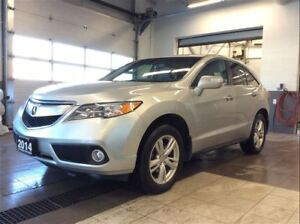 2014 Acura RDX Tech AWD - Navigation - Leather - Sunroof!