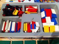J'ACHÈTE lot de Lego mélanger