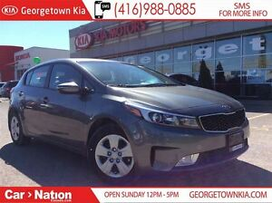 2017 Kia Forte5 LX + | $125 BI-WEEKLY | MANUAL |