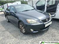 2007 Lexus is220d Is250 BREAKING PARTS SPARES ONLY