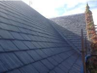 Roofer - leaks repair specialist .