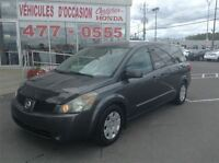 2004 Nissan Quest 3.5 S Texto 514-794-3304