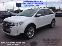 2013 Ford Edge SEL AWD,CUIR,TOIT PANORAMIQUE,NAVIGATION...