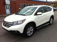 2014 Honda CR-V EX-L *SIDE STEPS + REMOTE STARTER/SECURITY SYSTE