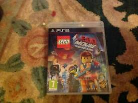 Lego movie ps3 game