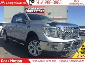 2017 Nissan Titan XD SL | NAVI | CREW | LEATHER | V8 | 4X4| NEW