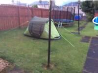 Urban escape 2man pop up tent