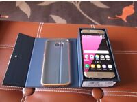 SAMSUNG GALAXY S7 EDGE IN GOLD IN VERY GOOD CONDITION (NO SWAP SALE ONLY)
