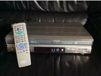 *RARE* SHARP VCR/DVD CONBINATION