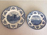 Pair of Dinner Plates & Pair of Salad Plates