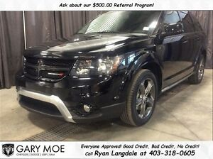 2015 Dodge Journey Crossroad ** ONE OWNER **