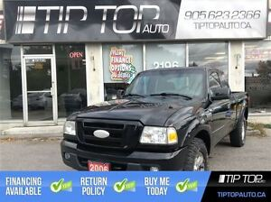 2006 Ford Ranger Sport ** 4X4, Ext Cab, Great Condition **