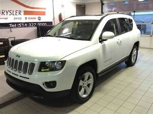 Jeep Compass High Altitude 4X4 2015  Toit Ouvrant, Cuir, A/C