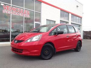 2012 Honda Fit DX-A*PNEUS DHIVER INCLUS*