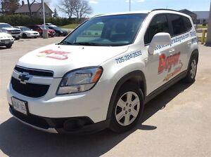 2013 Chevrolet Orlando LT | 7 SEATER | ALLOY WHEELS | Kawartha Lakes Peterborough Area image 1