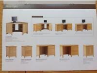 Wanted Corndell Nimbus Home Office Oak Furniture