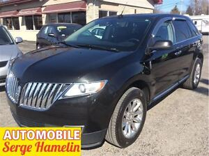 2012 Lincoln MKX AWD toit panoramique   garantie