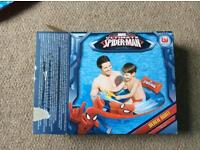 Ultimate Spider-Man beach boat for sale