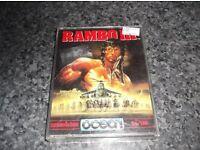 RAMBO III COMMODORE CBM 64 GAME