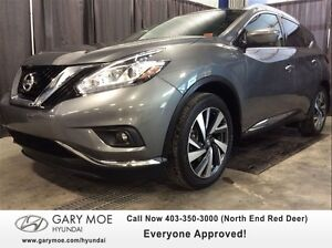 2016 Nissan Murano Platinum Kijiji Ad Special Only $34250