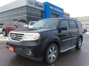 2015 Honda Pilot Touring | Navi | Bluetooth| Sunroof | Rear Cam
