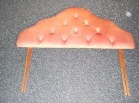 Single Bed Headboard.