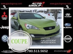 2012 Hyundai Genesis Coupe 2.0T | Luxury | Fuel Efficient