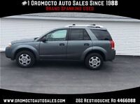 2006 Saturn VUE Front Wheel Drive