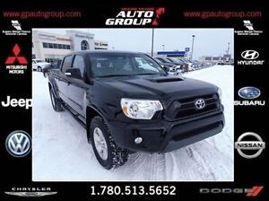 2013 Toyota Tacoma V6 (A5) | Leather | LOW KMS