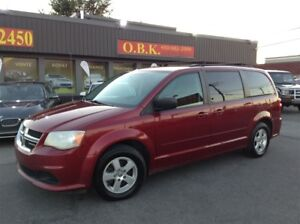 2011 Dodge Grand Caravan STOW N GO-MAGS-SIEGES CAPITAINE