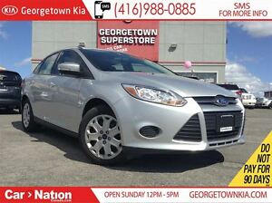 2013 Ford Focus SE | ONLY 21,055KMS | HEATED SEATS |
