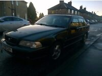 volvo s70 turbo , need gone this week as bought new car , motd , £ 575 ono
