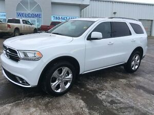 2015 Dodge Durango Limited leather / sunroof / dual blue ray dvd