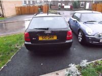 Audi S4 99/T 153k miles Audi service history 6pack cd 2.7 twin turbo leather seats