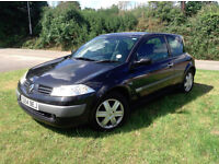 Renault Megane 1.4, Great family car.