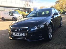 Audi A4 Automatic black Saloon 2 ltr diesel