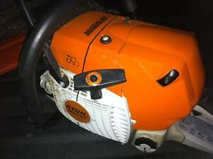 70cc Stihl Saw. Used ONLY 3 times Make OFFER