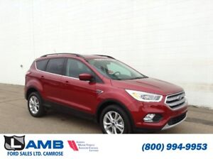 2017 Ford Escape SE 4WD *Certified Pre-Owned*