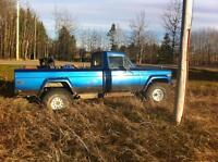 For sale Jeep J10
