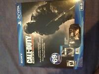 PsVita Édition Call of Duty Black Ops