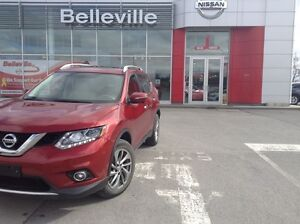2015 Nissan Rogue SL PREMIUM AWD 1 OWNER LOCAL TRADE