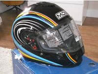 AGV / MDS NATURAL FORCES Motorbike Helmet / New / Unused / Boxed Size Extra Large.