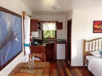 Short and long term rentals in Belize.