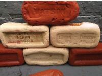 collection of decorative bricks