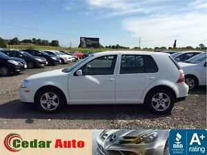 2010 Volkswagen City Golf 2.0L