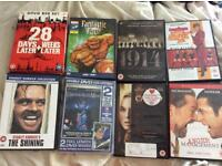 Collection of dvd